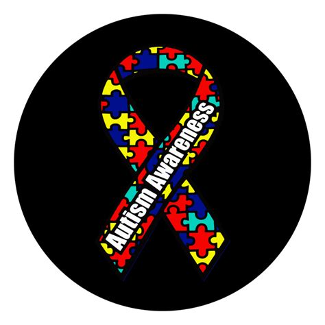 autism colors rosco hd plastic gobo autism awareness color ribbon
