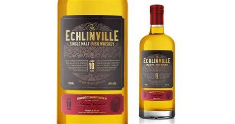 Echlinville Distillery launches ten-year single malt Irish ...