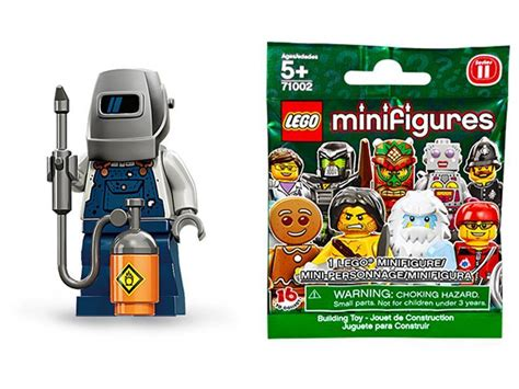 lego blind bags lego minifigures series 11 released in united states