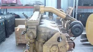 Caterpillar 3406 Dita Industrial Diesel Engine
