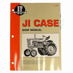 International Harvester Service Manual 264 Pages  Includes