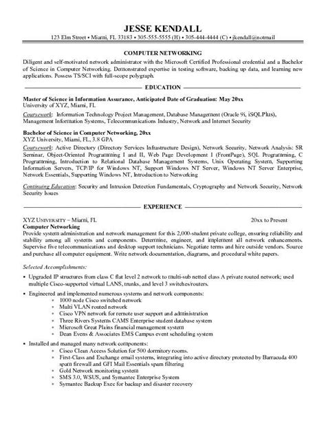 Networking Skills In Resume by Exle Resume Basic Computer Skills It Can Describe About