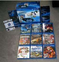 PSP Vita Games