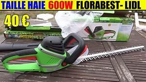 Taille Haie Telescopique Lidl : taille haie lidl florabest fht 600w hedge trimmer ~ Dailycaller-alerts.com Idées de Décoration
