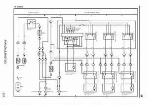 Toyota Avanza Wiring Diagram