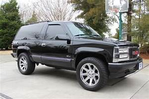 Buy Used 1996 Gmc Yukon Tahoe 2 Door Slt