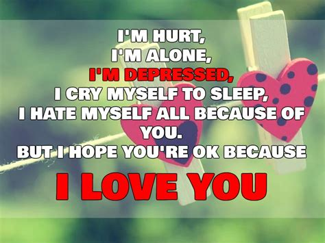 heart touching sad quotes  sayings