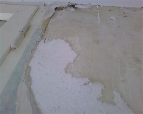 renover un mur en platre tres abimé conseils forum ma 231 onnerie comment r 233 nover un mur