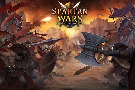 Spartan War by Spartan Wars For Android Apk