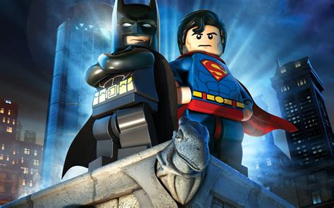 lego batman  dc super heroes wallpaper
