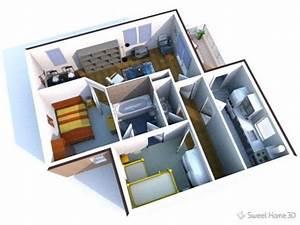 sweet home 3d virtualizacao de projetos para casas hd 720p With sweet home 3d meubles