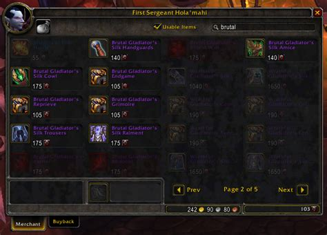 extended vendor ui warlords compatible auction house