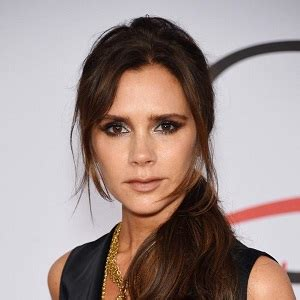 victoria beckham biography affair married husband