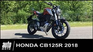 Honda Cb125r 2018 : honda cb125r 2018 essai pov auto youtube ~ Melissatoandfro.com Idées de Décoration