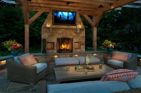 impressive examples  decorating outdoor relaxing