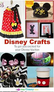 disney crafts to get you excited for your vacation this