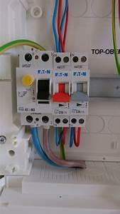 le branchement du tableau electrique divisionnaire With combien d interrupteur differentiel dans une maison