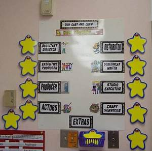 Starring Roles Hollywood Themed Classroom Helpers