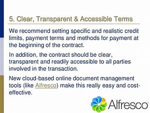 10 ways business owners can improve their debt recovery With alfresco document management pricing