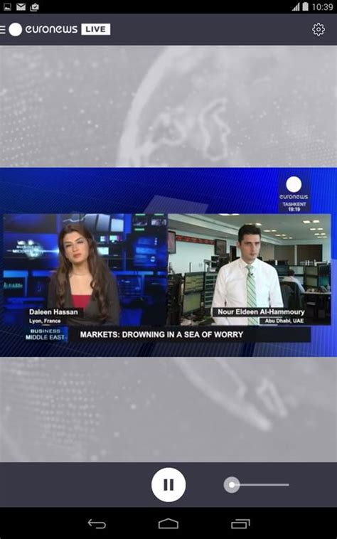 Euronews Live by Euronews Live Apk Free News Magazines App For