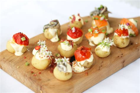 canape fashion khoollect recipe potato canapés