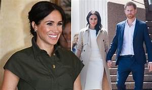 Meghan Markle pregnant baby news: Duchess shows off ...