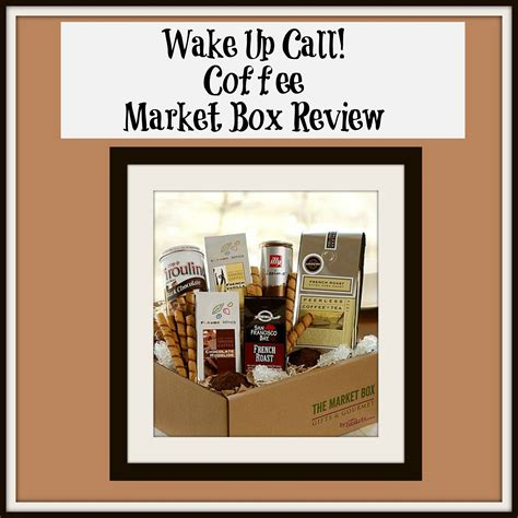 Wake up call coffee shop proudly serving your neighborhood's finest coffee to the spokane area since 2004! Wake Up Call! Coffee Market Box Review