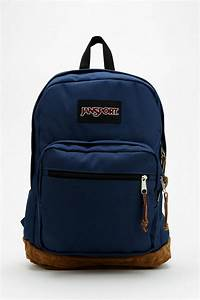 Urban Outfitters Jansport Basic Backpack in Blue for Men ...