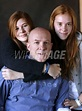 Lucie Elwes Cassian Elwes and Arielle Elwes during 2007 ...