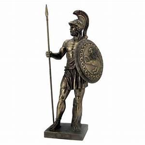 Ajax Greek Hero Statue Mythology Warrior Sculpture Figure ...