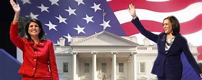 Harris Haley 2024 Presidential Election Nicki President