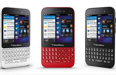 blackberry q5 launched