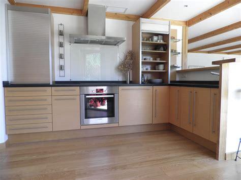 meuble de cuisine moderne meuble de cuisine en bois moderne idées de décoration
