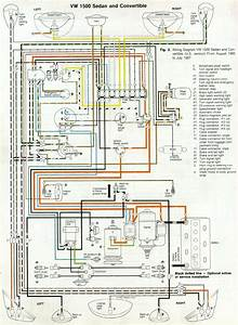 Thesamba Com  Vw  Archives  Info  Wiring  Bug67 Jpg