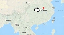 Where is Wuhan Located? What Country is Wuhan in? Wuhan ...