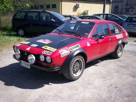 Scaduto Vendo Alfa Romeo Alfetta Gtv 20 Da Gara 62992