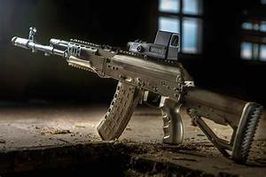 The Russian military's new assault rifle has passed its ...