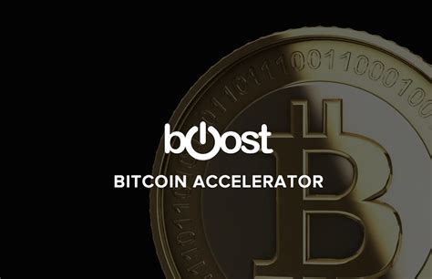 What to do if your bitcoin transaction gets stuck. BoostVC declares itself the Bitcoin accelerator ...