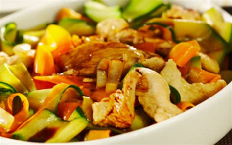 cuisiner des courgettes recette carottes et courgettes sauce curry pas chère et