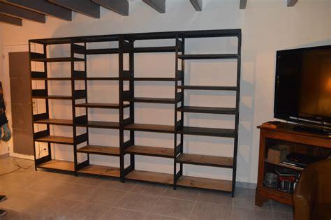 déco style industriel cuisine jpg meuble biblioth 232 que pas cher meuble