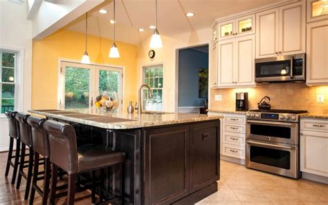 how to design a kitchen renovation renovation brings fairfax kitchen back to 8618