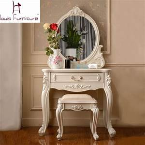 france style elegant bedroom furniture ivory dressing With bedroom furniture sets with dressing table
