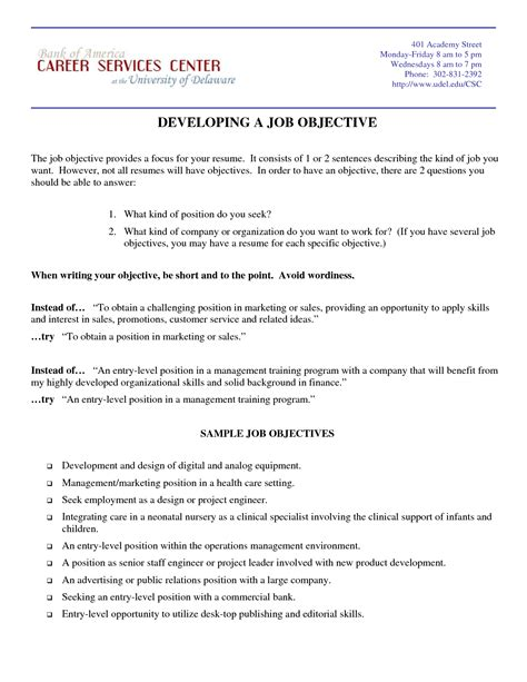 Managers Resume Objective Statement by Doc 7835 Marketing Manager Resume Sle Doc 49