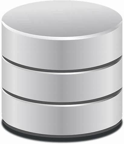 Database Server Clipart Icon Backup Storage Data