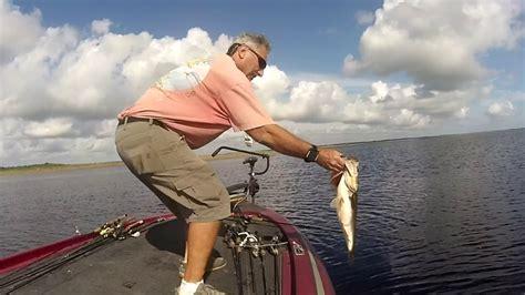 florida fishing bass december