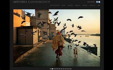 attractive photography portfolio websites