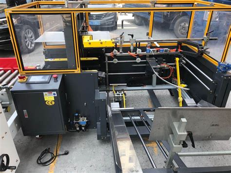 fully automatic case opening machine