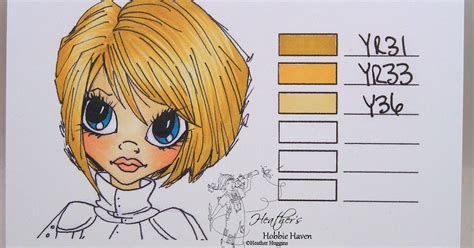 131 Best Images About Copic Combos On Pinterest