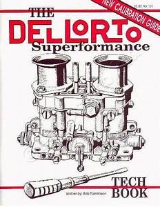 Dellorto Drla Vw Tech Book