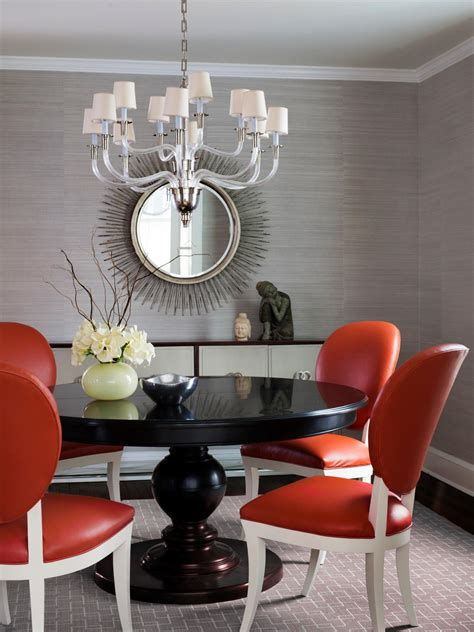 ways to up your dining room walls hgtv s decorating design blog hgtv